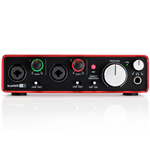 FOCUSRITE SCARLETT 2i2 (2nd Generation)
