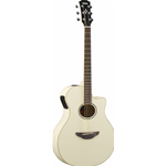 YAMAHA APX600VW CHITARRA ACUSTICA VINTAGE WHITE