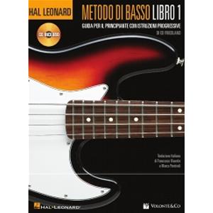 MB9 - METODO DI BASSO LIBRO I - ED FRIEDLAND BY HAL LEONARD ... 61cac4055829