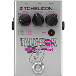 TC HELICON PEDAL TALK BOX SYNTH