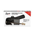 SQUIER AFFINITY SERIES PRECISION BASS PJ PACK BLACK