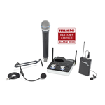 Concert 288m All In One - sistema wireless frequenza K (470–494 MHz)